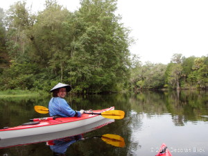 Gum Slough junction with Withlacoochee