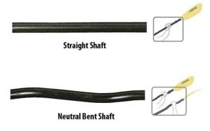 Choosing a kayak paddle, choosing a paddle, straight shaft paddle, bent shaft paddle