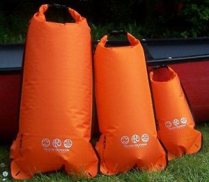 Dry bags, hat, other gear, kayak gear, other kayak gear
