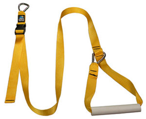 rescue stirrup, required gear, safety gear, required safety gear, kayak gear, kayak safety