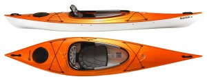 santee116, thermoform kayak, choosing a kayak, recreational kayak