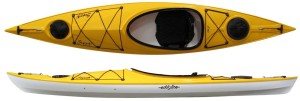 kayak, choosing a kayak, Eddyline, Skylark, SINK, Sit-Inside, Sit inside