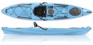 tarpon, choosing a kayak, sit-on-top kayak