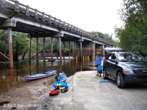 Guy Lemmon boat ramp