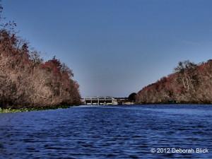 Kirkpatrick Dam, Rodman Dam, Ocklawaha River