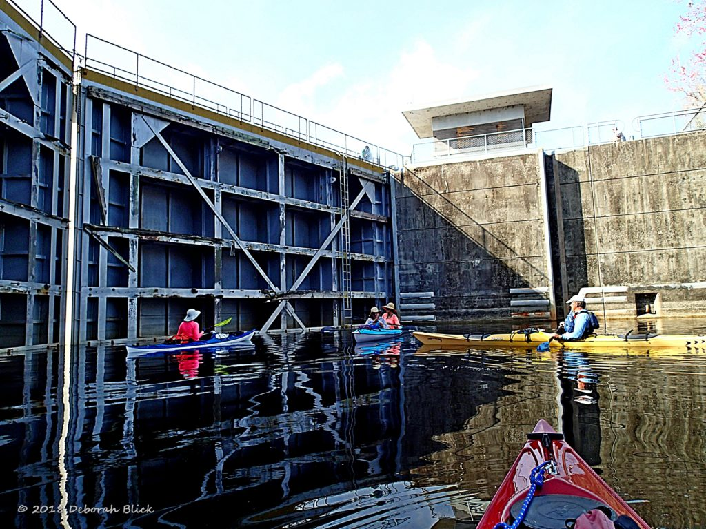 The never-opened Eureka Lock