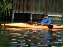 Kayak Dog!