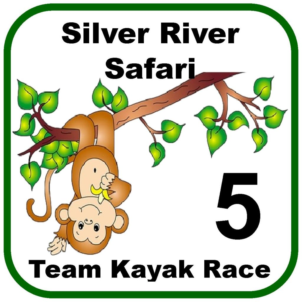 5-Star Yak Pak Silver River Completion sticker