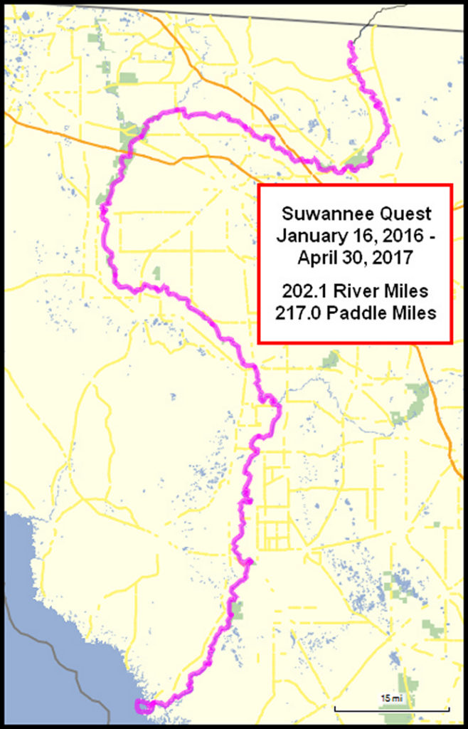 Suwanne Quest Map