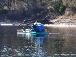 How not to pack!, Kayak Touring - Packing