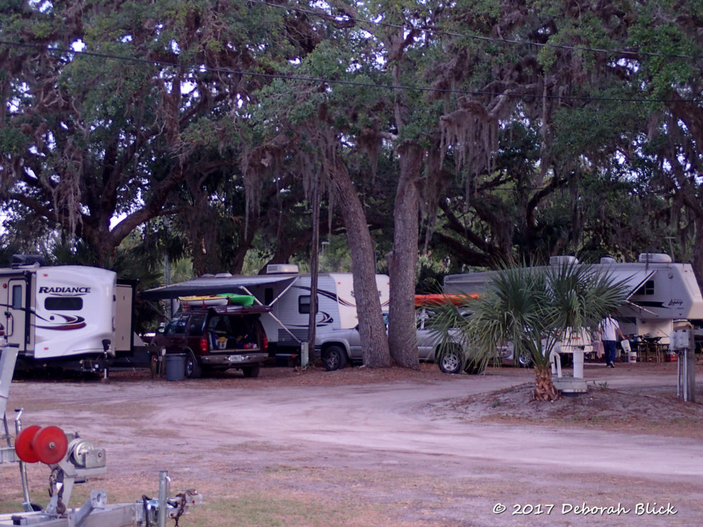 Bill's Fish Camp RV campground